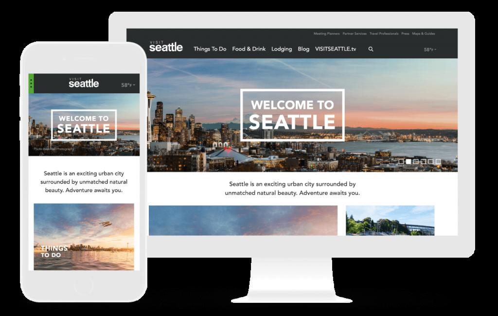 visit seattle case study