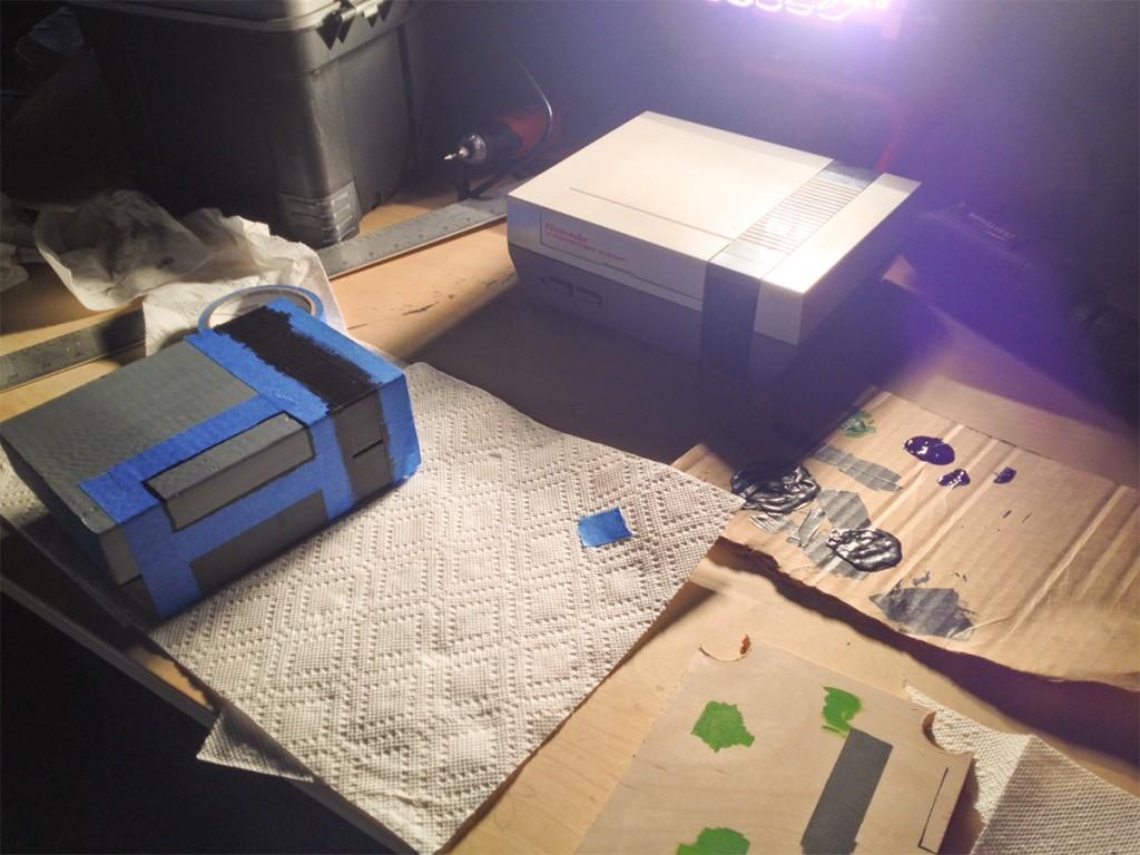 making-NES