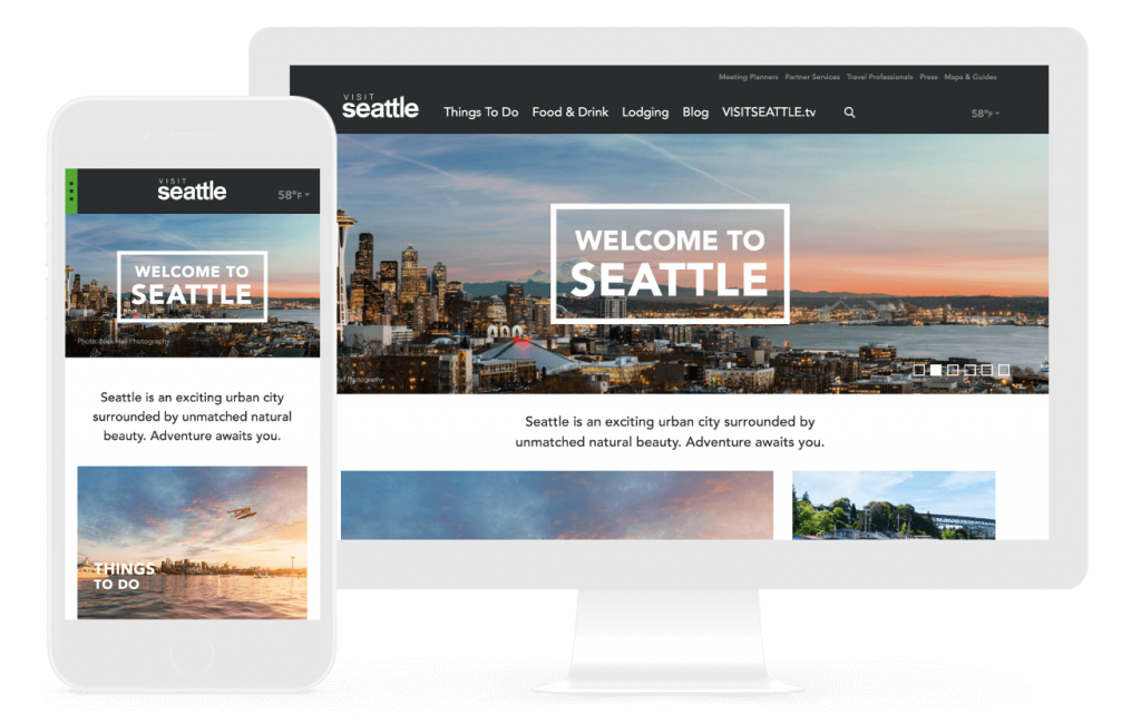 visit seattle case study