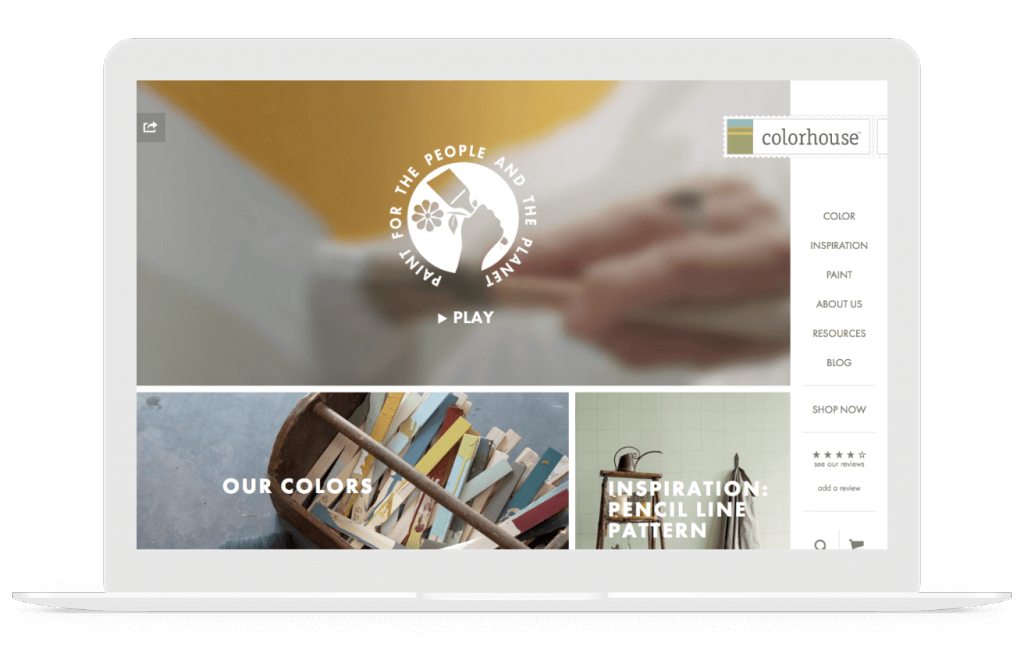 colorhouse e-commerce case study