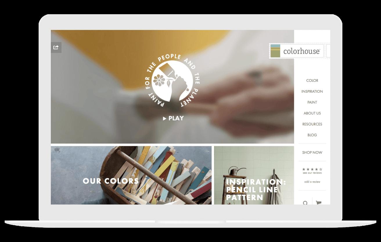 colorhouse e-commerce case study