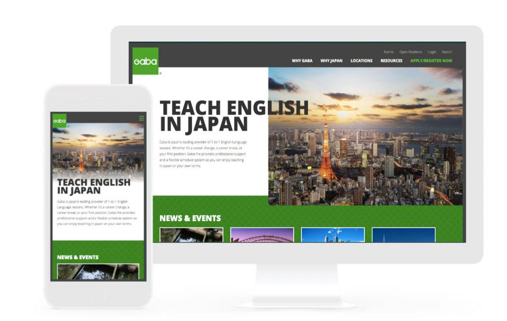 gaba website