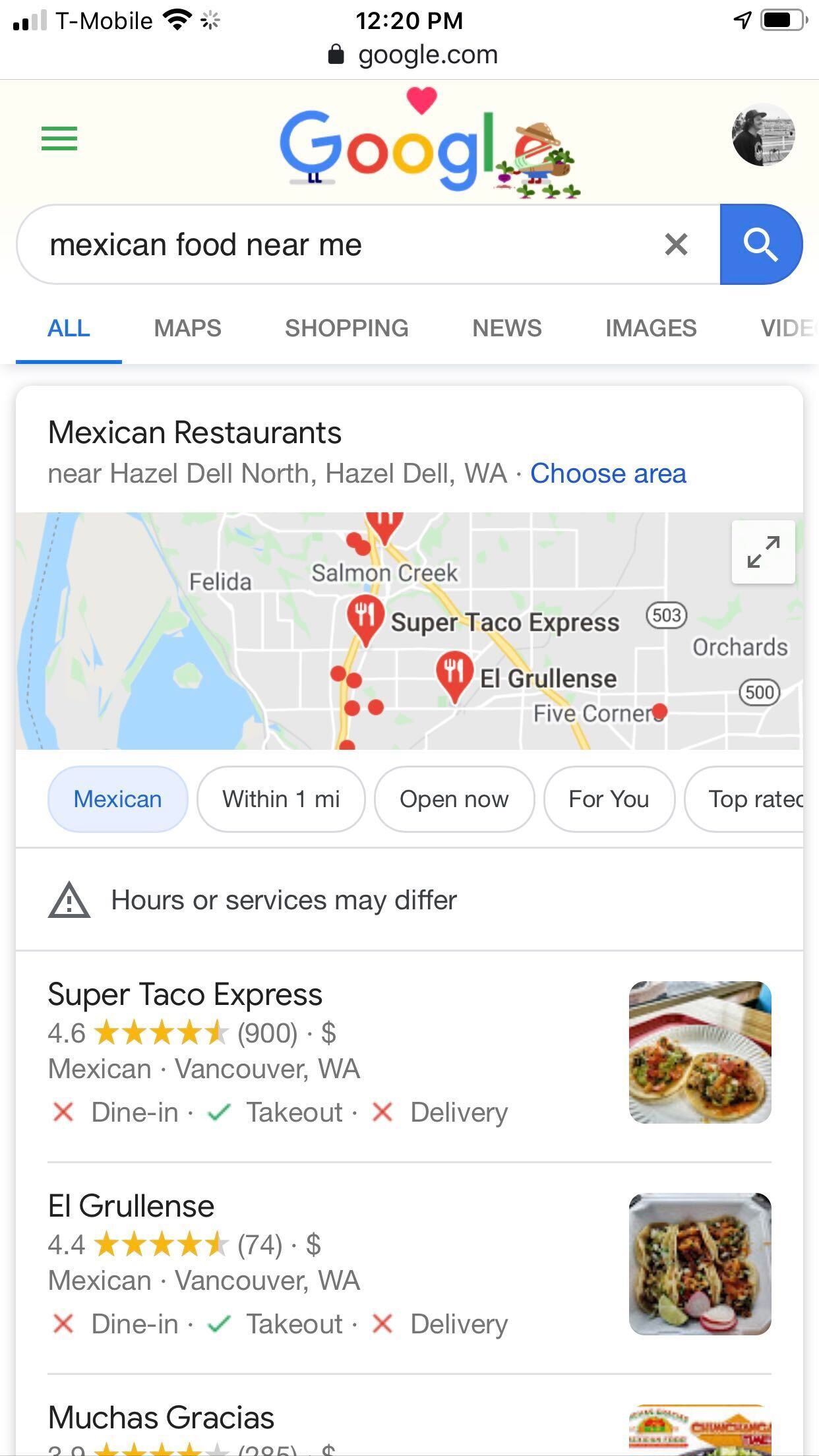 Using Local Search