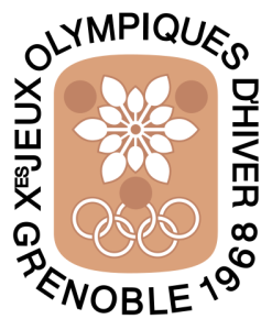 Grenoble Olympic Logo