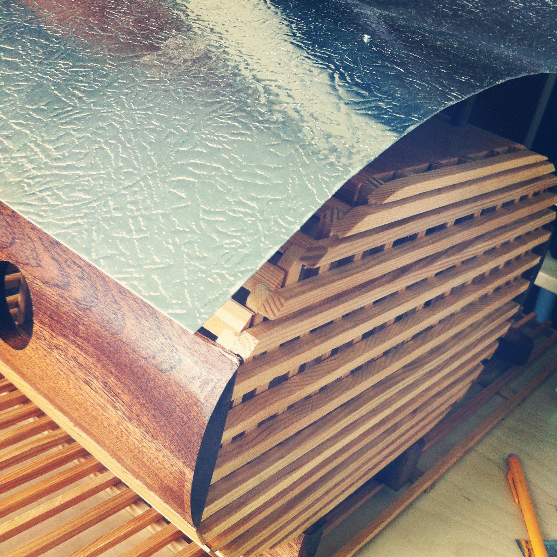 PDX design week Gravitate birdhouse