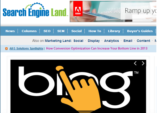 SearchEngine Land