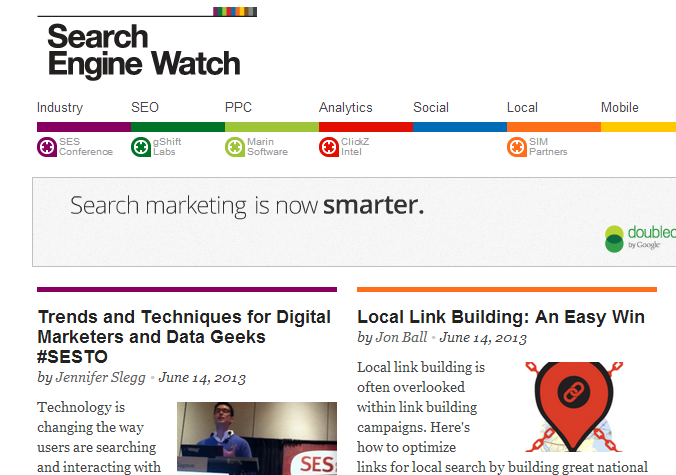 SearchEngineWatch