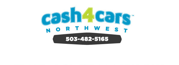 cash for cars portland logo design