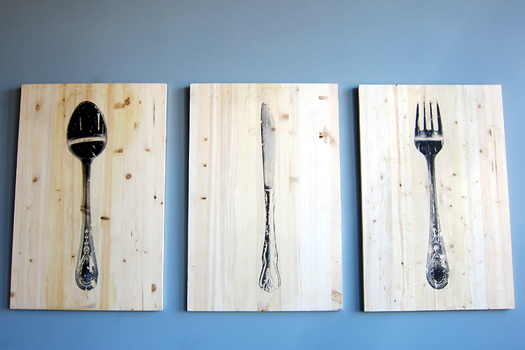 Gravitate Kitchen Art