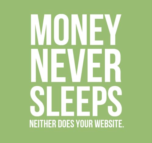 money-never-sleeps